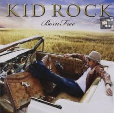 KID ROCK BORN FREE 2010 BLUES COUNTRY ROCK CD NEW