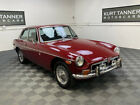 1973 MG MGB 1973 MGB GT. 4-SPEED, WIRE WHEELS, FOGLIGHTS. 1973 MGB GT. TWO OWNERS. WIRES. LOVELY ORIGINAL CAR WITH ONE QUALITY REPAINT.