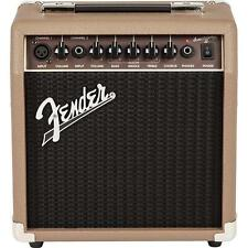 Fender 2313700000 Acoustasonic 15 Acoustic Guitar Amplifier