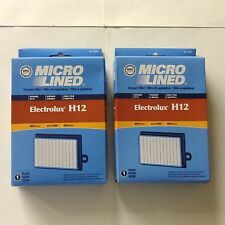 2 Hepa Filters for H12 Electrolux Harmony Oxygen Oxygen3 Canister Vacuum