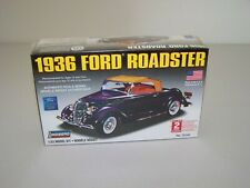 LINDBERG 1936 FORD ROADSTER 1/32 SCALE MODEL KIT 2006 No. 72142