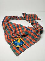 BSA Cub Scout Webelos Neckerchief - Excellent Condition
