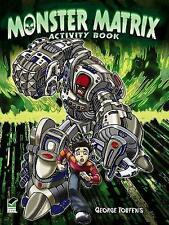 Monster Matrix Activity Book (Dover Children's Activity Books),Toufexis, George,