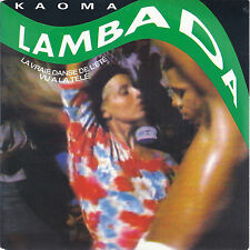 LAMBADA vocal - instrumental # KAOMA