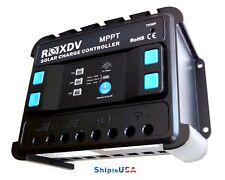 20 Amp Mppt Solar Charge Controller 12V/24Vdc Auto charger Mppt-1224V20A