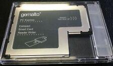 Gemalto PC Express Compact Smart Card Reader/writer Hwp114012e (later E Model)