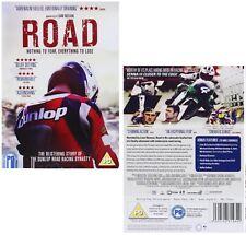 ROAD (2014):  DVD - Liam Neeson & Dunlops Documentary - ISLE of MAN TT - NEW UK