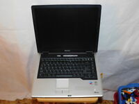 Toshiba Tecra Laptop Computer for parts or repair as is