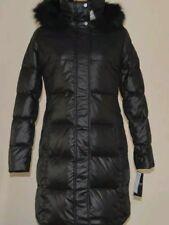 Polo Lauren Ralph Lauren Quilted Womens Coat in Black Size Medium RRP £355