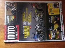 $$a Revue Moto Magazine N°245 Can-Am  Controle technique  KTM 690 Duke  CBF 600