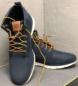 Timberland Killington Chukka Navy Shoes 100% Genuine