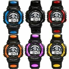 Honhx Children Boys girls kids Watches Digital LED Wrist Watch