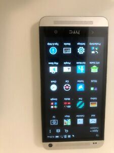 HTC One M7 - 32GB - Silver (Unlocked) Smartphone