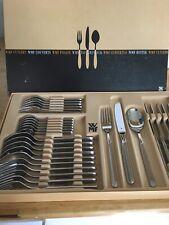 WMF Onda Cromargan Besteck 6 Personen 30 Teile neuwertig unbenutzt.
