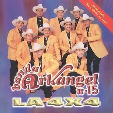 La 4 X 4 by Banda Arkangel (CD, Jun-1999, Sony Music Distribution (USA))