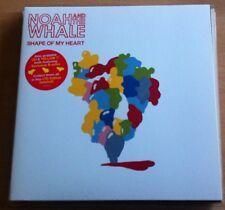 "Noah And The Whale - Shape Of My Heart 7"" Gatefold Vinyl"