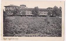 The (Abandoned) Inn At Buck Hill Falls Poconos PENNSYLVANIA Antique Postcard