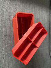 Milwaukee Deep Packout Dual Layer Nesting Bins