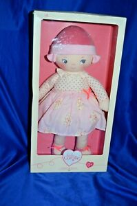 Corolle Baby Lili Soft Doll ~ New In Box ~ Designed In France 2013