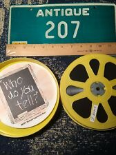 16mm film Vtg Children Who Do You Tell Color Sound 11 Min Educational G Mitchell