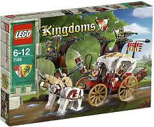 LEGO® Kingdoms - Angriff auf die Königskutsche 7188 NEU & OVP