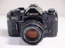 Canon A-1 Film Cameras