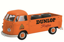 """VW T1 """"Dunlop"""" Pritsche-Plane Art.-Nr. 452620100, Schuco Auto Modell 1:87"""