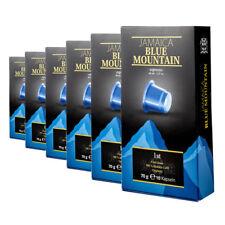 JAMAICA BLUE MOUNTAIN COFFEE IN KAPSELN Box 6x10 Kapseln 20% Rabatt