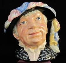 "Royal Doulton Character Jug ""Pearly Queen"" D6759"