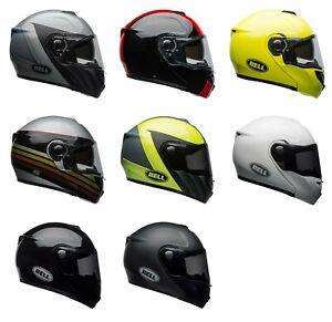 BELL SRT 2020 MODULAR Flip-Up flip Front Full Face P/J Motorcycle Touring Helmet