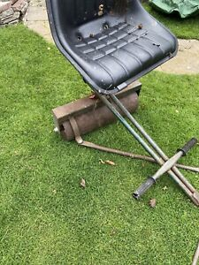 Atco Lawn Mower Seat And Roller