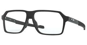 Oakley OX8161 BEVEL Designer Glasses Spectacle Frame  - All Colours Black/Brown
