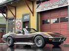 1970 Chevrolet Corvette  1970 Chevrolet Corvette  31792 Miles Brown American Muscle Car Select Automatic  for sale