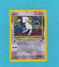 Pokemon - Mew Holo Black Star Promo  # 9