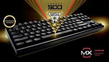 Turtle BEACH IMPACT 500 Gaming Tastiera Meccanica Cherry MX Switch blu-Uk