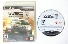 WRC 3: FIA World Rally Championship (Sony PlayStation 3, 2012) PS3 VERY RARE