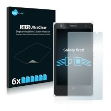 6x Savvies Screen Protector for Nokia Lumia 1020 Ultra Clear