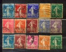 France Francaise Nice Stamps Lot 6