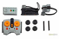 LEGO® City Eisenbahn Power Functions Set 88002 8879 8884 88000 Motor + Remote