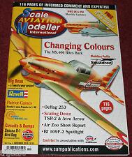 Scale Aviation Modeller 16.11 MS406,Beaufighter,Cessna O-1 Bird Dog,EA6B Prowler