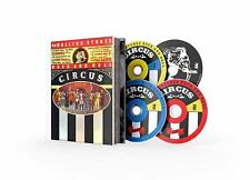 THE ROLLING STONES Rock And Roll Circus Limited Edition 2-CD + DVD + Blu-Ray NEW