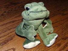 Bearington Bears Plush Frog, 'Frank' Tag, 3040