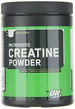 Creatina Optimum Nutrition Creatine Micronised Powder 634g Shaker omaggio