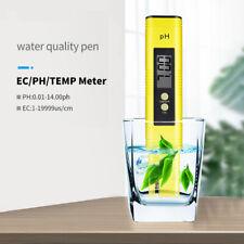 High-precision pH Meter Tester Digital Display Fish Tank Swimming Pool Water