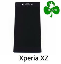 For Sony Xperia XZ LCD Display Screen Digitizer Assembly Replacement New Black