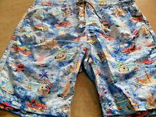 Michael's Swimwear New Men's Medium Swim Trunks Print - Free Shipping
