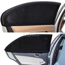 Car Rear Side Window Sun Visor Shade Mesh Cover Shield Sunshade UV Protector HOT