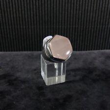 Ring Gr. 57 Silber 925 mit Rosenquarz