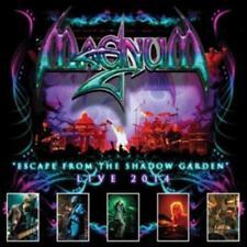 Escape From The Shadow Garden-Live 2014 von Magnum (2015)