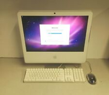 Apple iMac A1174 All-In-One Core 2 Duo 2GHz 1GB RAM 250 GB Snow Leopard